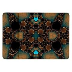 Elegant Caramel  Samsung Galaxy Tab 8.9  P7300 Flip Case