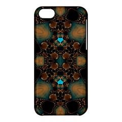 Elegant Caramel  Apple iPhone 5C Hardshell Case