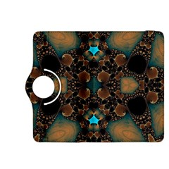 Elegant Caramel  Kindle Fire Hdx 8 9  Flip 360 Case