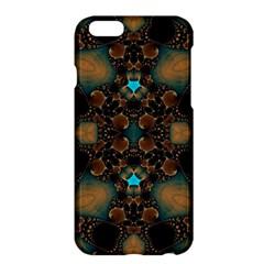 Elegant Caramel  Apple iPhone 6 Plus Hardshell Case
