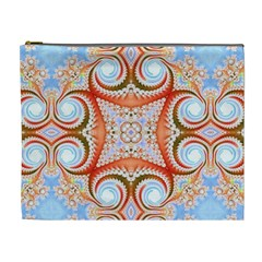Fractal Abstract  Cosmetic Bag (xl)