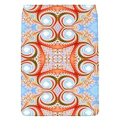 Fractal Abstract  Removable Flap Cover (small)