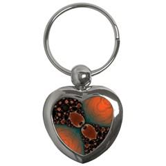 Elegant Delight Key Chain (heart)