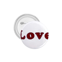 Love Typography Text Word 1 75  Button