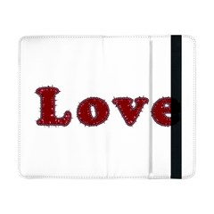 Love Typography Text Word Samsung Galaxy Tab Pro 8 4  Flip Case