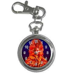 Organic Meditation Key Chain Watch