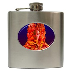 Organic Meditation Hip Flask