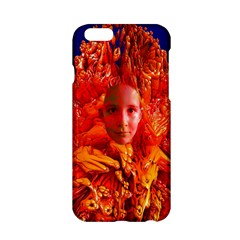 Organic Meditation Apple iPhone 6 Hardshell Case