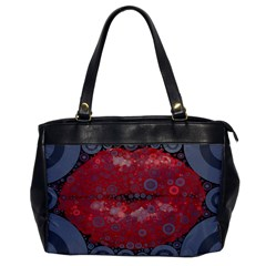 Sassy Thang Oversize Office Handbag (one Side)