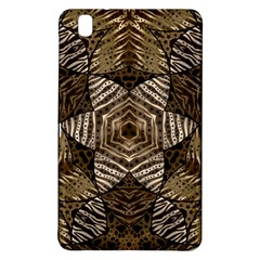Golden Animal Print  Samsung Galaxy Tab Pro 8.4 Hardshell Case