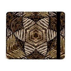 Golden Animal Print  Samsung Galaxy Tab Pro 8 4  Flip Case