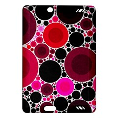 Retro Polka Dot  Kindle Fire HD (2013) Hardshell Case