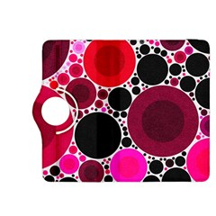 Retro Polka Dot  Kindle Fire HDX 8.9  Flip 360 Case
