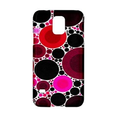 Retro Polka Dot  Samsung Galaxy S5 Hardshell Case