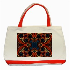 Uh.Maze.Zing Classic Tote Bag (Red)