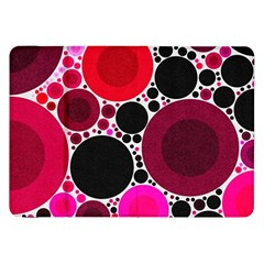 Retro Polka Dot  Samsung Galaxy Tab 8 9  P7300 Flip Case