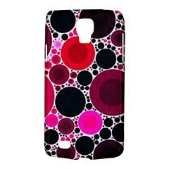 Retro Polka Dot  Samsung Galaxy S4 Active (i9295) Hardshell Case
