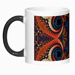 Beautiful Fractal Twirls  Morph Mug