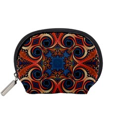 Beautiful Fractal Kelidescopee  Accessory Pouch (Small)