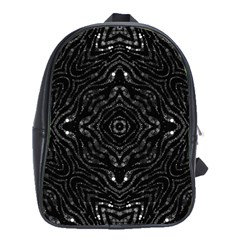 Black School Bag (large)