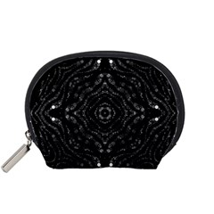 Black Accessory Pouch (small)