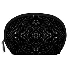 Black Accessory Pouch (large)