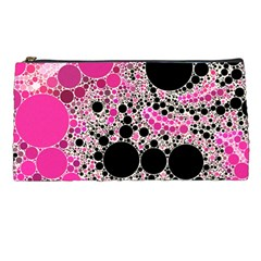 Pink Cotton Kandy  Pencil Case
