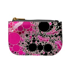 Pink Cotton Kandy  Coin Change Purse
