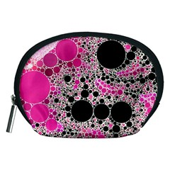 Pink Cotton Kandy  Accessory Pouch (medium)