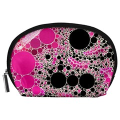 Pink Cotton Kandy  Accessory Pouch (Large)