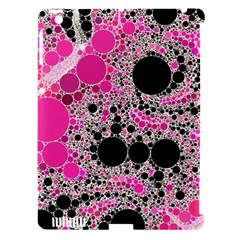 Pink Cotton Kandy  Apple Ipad 3/4 Hardshell Case (compatible With Smart Cover)