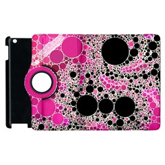 Pink Cotton Kandy  Apple Ipad 3/4 Flip 360 Case