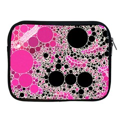 Pink Cotton Kandy  Apple Ipad Zippered Sleeve