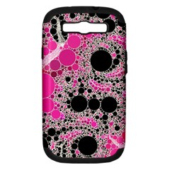 Pink Cotton Kandy  Samsung Galaxy S Iii Hardshell Case (pc+silicone)