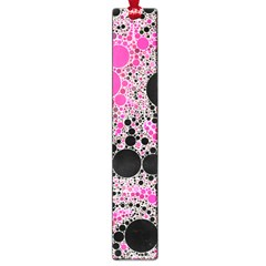 Pink Cotton Kandy  Large Bookmark