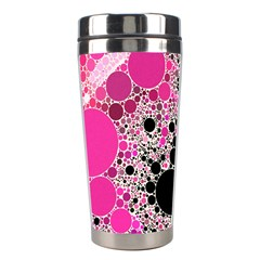 Pink Cotton Kandy  Stainless Steel Travel Tumbler