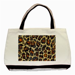 Cheetah Abstract Classic Tote Bag