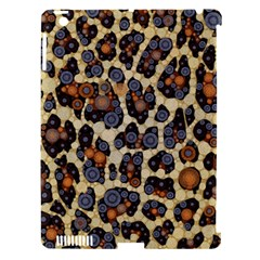 Cheetah Abstract Apple Ipad 3/4 Hardshell Case (compatible With Smart Cover)