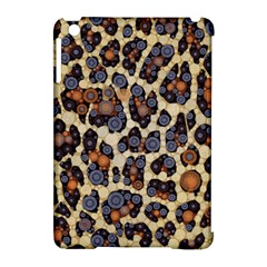 Cheetah Abstract Apple iPad Mini Hardshell Case (Compatible with Smart Cover)