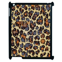 Cheetah Abstract Apple Ipad 2 Case (black)