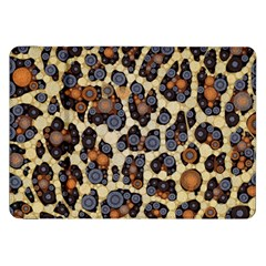 Cheetah Abstract Samsung Galaxy Tab 8.9  P7300 Flip Case