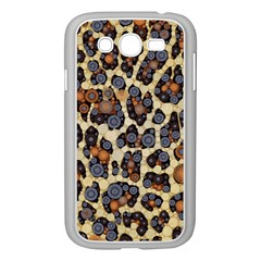 Cheetah Abstract Samsung Galaxy Grand DUOS I9082 Case (White)