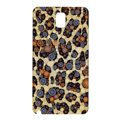 Cheetah Abstract Samsung Galaxy Note 3 N9005 Hardshell Back Case