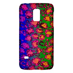 Florescent Cheetah Samsung Galaxy S5 Mini Hardshell Case