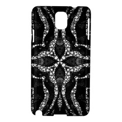 Black Onyx  Samsung Galaxy Note 3 N9005 Hardshell Case