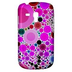 Bubble Gum Polkadot  Samsung Galaxy S3 Mini I8190 Hardshell Case