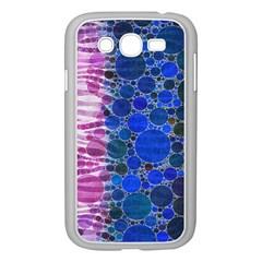 Crazy Zebra  Samsung Galaxy Grand Duos I9082 Case (white)