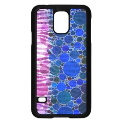 Crazy Zebra  Samsung Galaxy S5 Case (Black)
