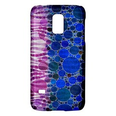 Crazy Zebra  Samsung Galaxy S5 Mini Hardshell Case
