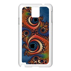 Dragon  Samsung Galaxy Note 3 N9005 Case (White)